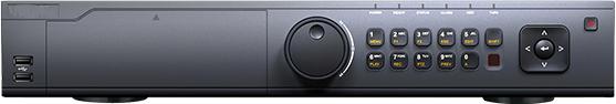 24 channels HD-DVR
