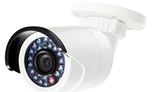 White 24 IR Infrared Bullet camera