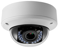 White Vandal Proof Dome camera