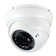 Varifocal 2 megapixels dome camera