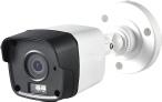 2 megapixel small bullet camera white