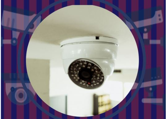 Different Types of Security Cameras – Infographic