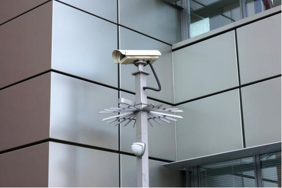 Commercial Installation of Surveillance Cameras and Privacy Concerns